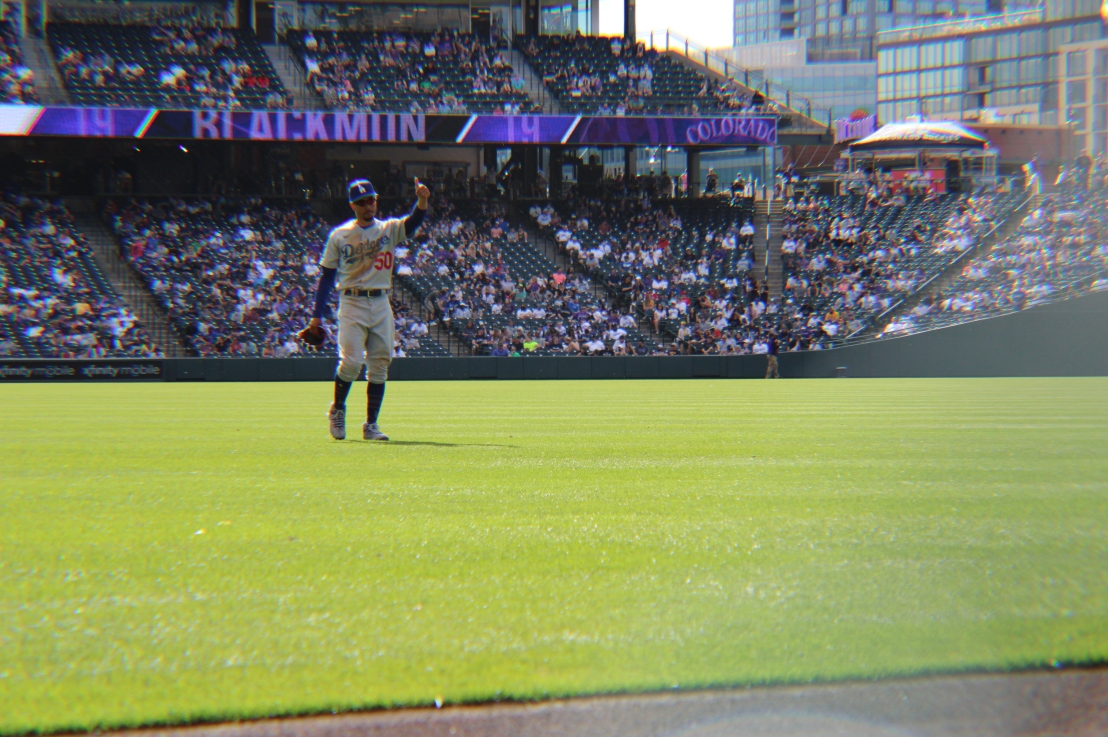 Los Angeles Dodgers secure Easter Sunday Win at ColoradoRockies